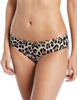 Kate Spade Crystal Cove Leopard-Print Bikini Swim Bottoms