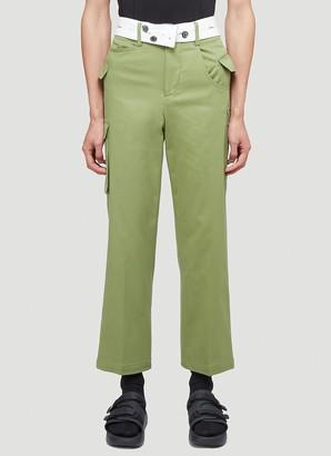 Ader Error Asymmetric Pants