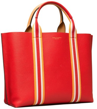 Tory Burch PERRY HIGH FREQUENCY TRIPLE-COMPARTMENT TOTE