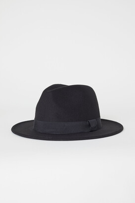 H&M Felted Hat