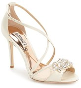 Badgley Mischka Women's 'Gala' Crystal Embellished Evening Sandal