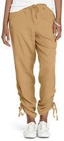 Lauren Ralph Lauren Skinny-Fit Drawstring Pants