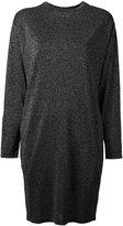 Diesel glittery dress - women - Polyester/Viscose/Metallic Fibre - XS