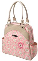 Petunia Pickle Bottom Infant 'Glazed Sashay' Diaper Satchel - Pink