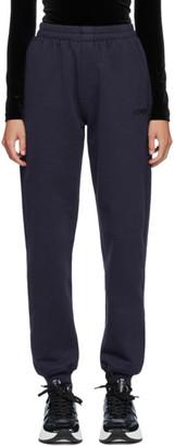 Vetements Navy Basic Lounge Pants