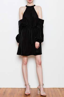 After Market Cold Shoulder Dress