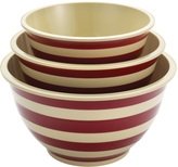 Paula Deen Striped Mixing Bowl Set (Set of 3)