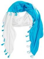 Echo Tie Dye Tassel Wrap