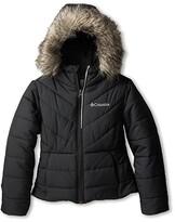Columbia Kids Katelyn Cresttm Jacket (Little Kids/Big Kids) (Black) Girl's Coat