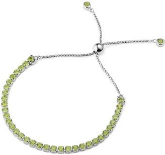 Tsai X Tsai Pinglin Peridot Bracelet Sterling Silver