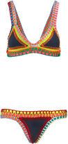 Kiini Navy Crochet Tasmin Bikini