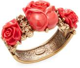 Oscar de la Renta Women's Rose Cuff