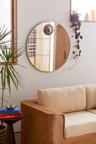 Urban Outfitters Metallic Hub Wall Mirror