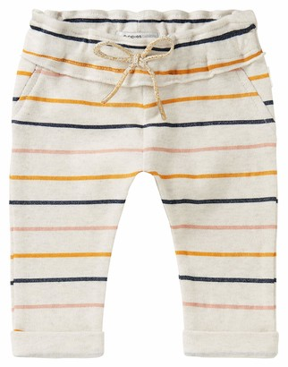 Noppies Baby Girls' G Regular Fit Pants Orania Str Trouser