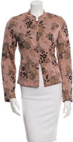 Dries Van Noten Floral Print Jacket