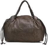 Giorgio Brato braid handle shoulder bag