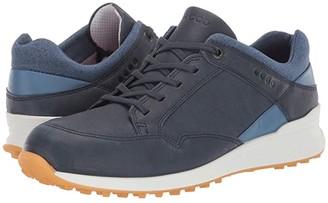 Ecco Street Retro Hydromax(r) (Navy) Women's Golf Shoes