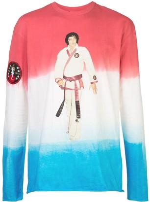 Alchemist Karate Elvis T-shirt