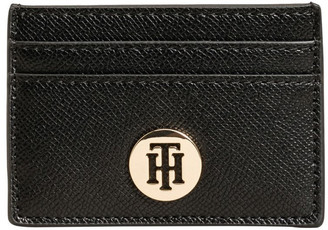 Tommy Hilfiger Classic Saffiano Card Holder