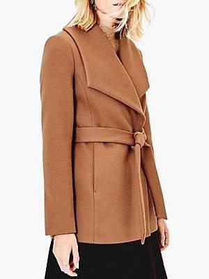 Oasis Short Wrap Coat