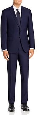 BOSS Huge/Genius Solid Slim Fit Suit