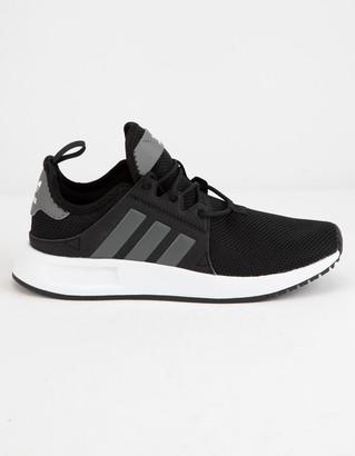 adidas X_PLR Black & Gray Boys Shoes