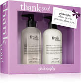 philosophy 2-Pc. Thank You! Gift Set