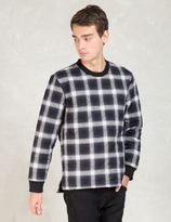 Discovered Black L/S Kilt Pullover