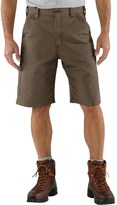 Carhartt Work Shorts - 7.5 oz. Canvas (For Men)