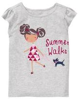 Gymboree Summer Tee