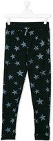 Stella McCartney metallic star print trousers