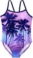 Gymboree Palm 1-Piece Swimsuit