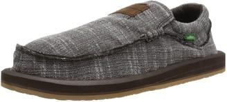 Sanuk Men's Chiba Linen Slip-On Loafer