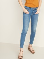 Old Navy Mid-Rise Pop Icon Skinny Jeans for Women