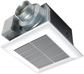 Panasonic WhisperCeiling 80 CFM Bathroom Fan
