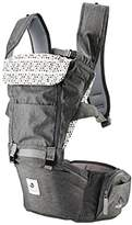 Pognae No 5 Outdoor Organic Baby Hipseat Front Backpack Carrier
