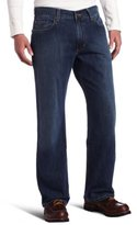 Carhartt Men's Loose Straight Denim Five Pocket Jean