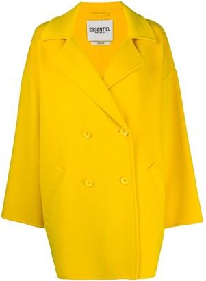 Essentiel Antwerp Varavaggio oversized coat