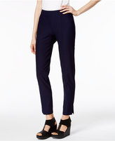 Eileen Fisher Washable Crepe Slim-Fit Pants, a Macy's Exclusive Style