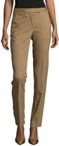 Paul Smith Women's Wool Solid Tapered Pant