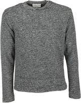 YMC Round Neck Striped Pullover