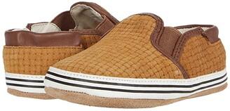 Robeez Daniel Mini Shoez (Infant/Toddler) (Camel) Boys Shoes
