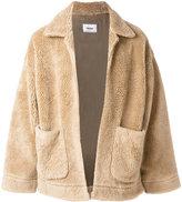 Doublet - shearling jacket - men - Acrylic/Cupro/Wool/Alpaca - S