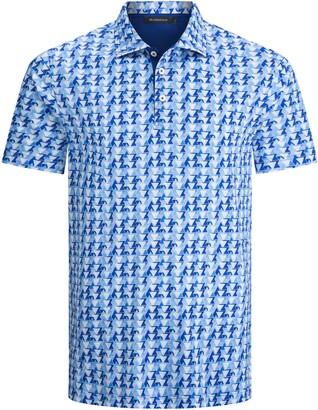 Bugatchi Geometric Polo Shirt