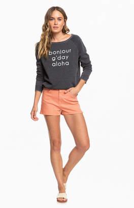 Roxy Pacific Highway Fleece Sweatshirt