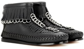 Alexander Wang Montana leather ankle boots