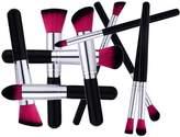 MagiDeal Pack of 10 Soft Kabuki Make up Cosmetic Brushes Set Foundation Blusher Face Eye Lip Powder Kit Beauty Tool