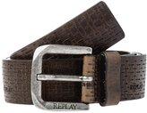 Replay Belt Grey Mud