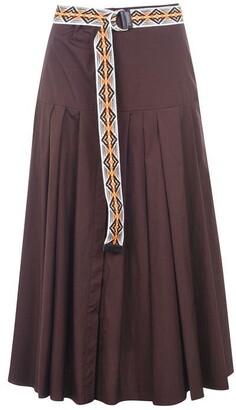 Max Mara MMS Erica Midi Skirt Ld02