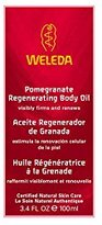 Weleda Regenerating Body Oil, Pomegranate, 3.4 Ounce